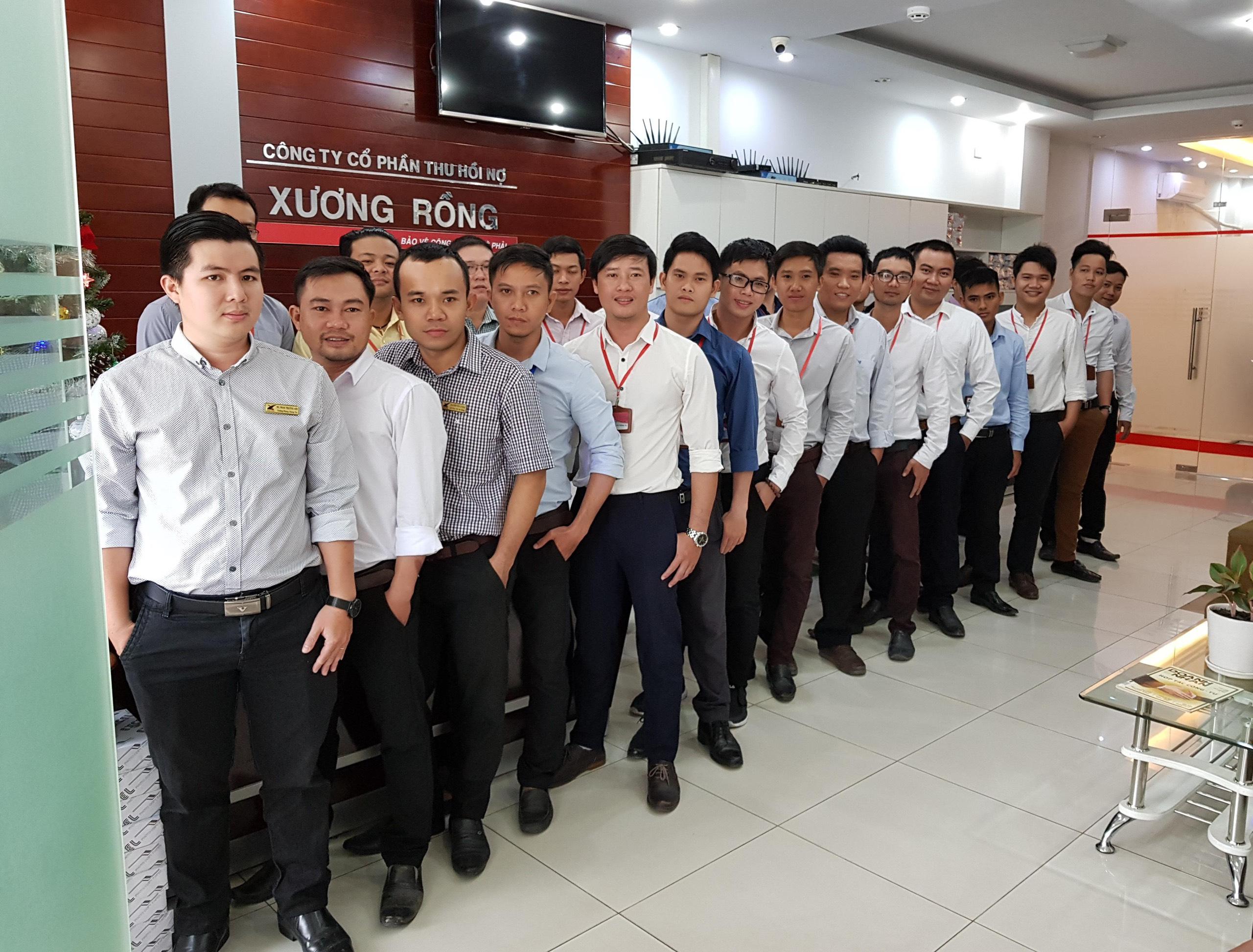 Công ty đòi nợ thuê uy tín Xương Rồng có nhân viên được đào tạo chuyên nghiệp